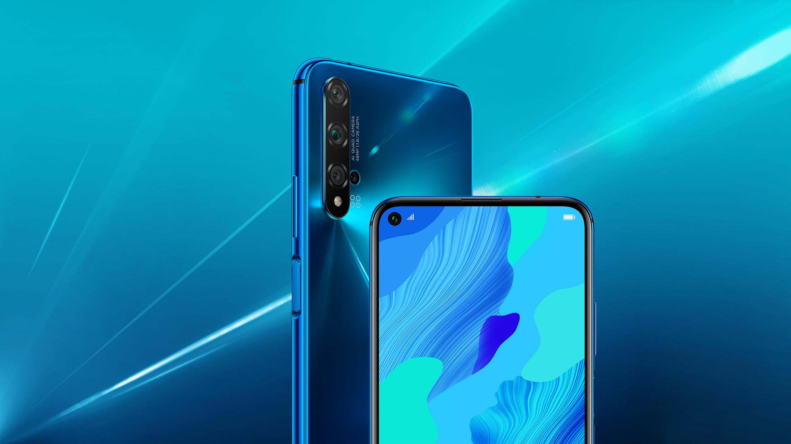 Huawei Nova 5T - Gametroniq
